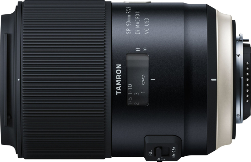 SP 90mm F/2.8 Di MACRO 1:1 VC USD