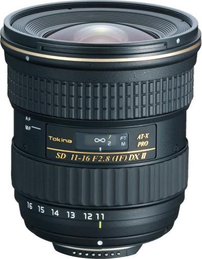 AT-X 116 PRO DX II 11-16mm F2.8
