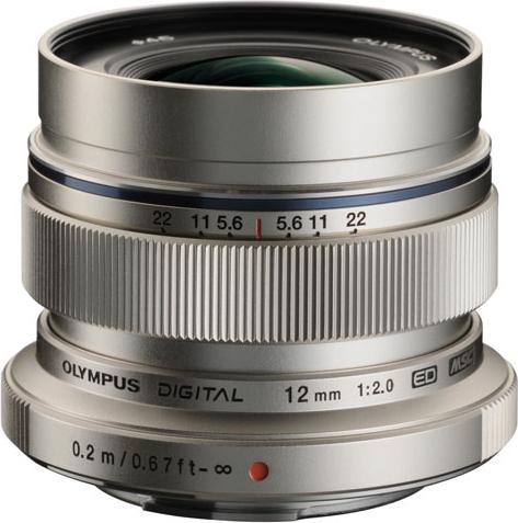 M.ZUIKO DIGITAL ED 12mm F2.0