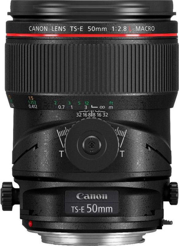TS-E50mm F2.8L マクロ