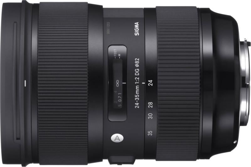 24-35mm F2 DG HSM