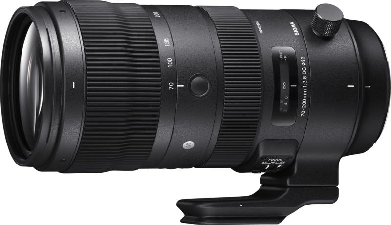 70-200mm F2.8 DG OS HSM