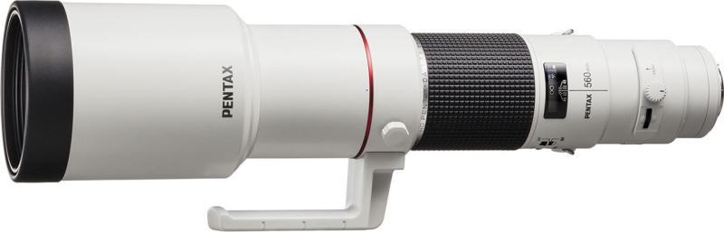 HD PENTAX-DA 560mmF5.6ED AW