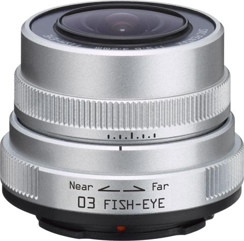 PENTAX-03 FISH-EYE