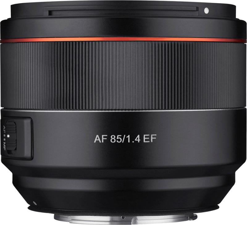 AF85mm F1.4 EF