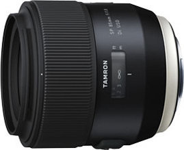 SP 85mm F/1.8 Di USD