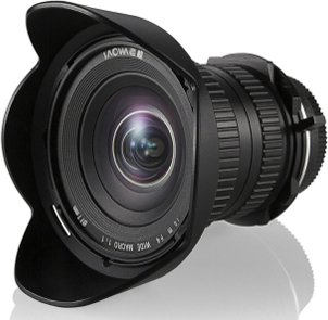 LAOWA 15mm F4 Wide Angle Macro with Shift