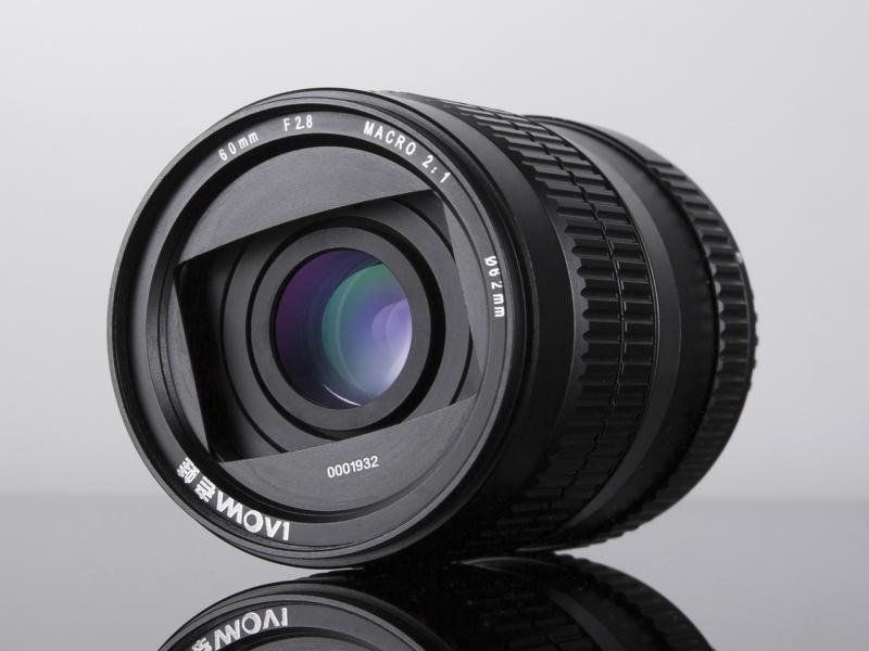 LAOWA 60mm F2.8 Ultra-Macro