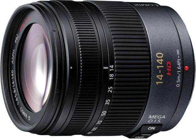 LUMIX G VARIO HD 14-140mm/F4.0-5.8 ASPH./MEGA O.I.S. H-VS014140