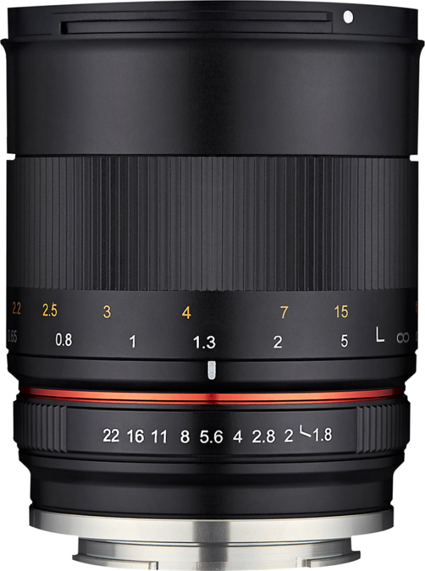 85mm F1.8 ED UMC CS
