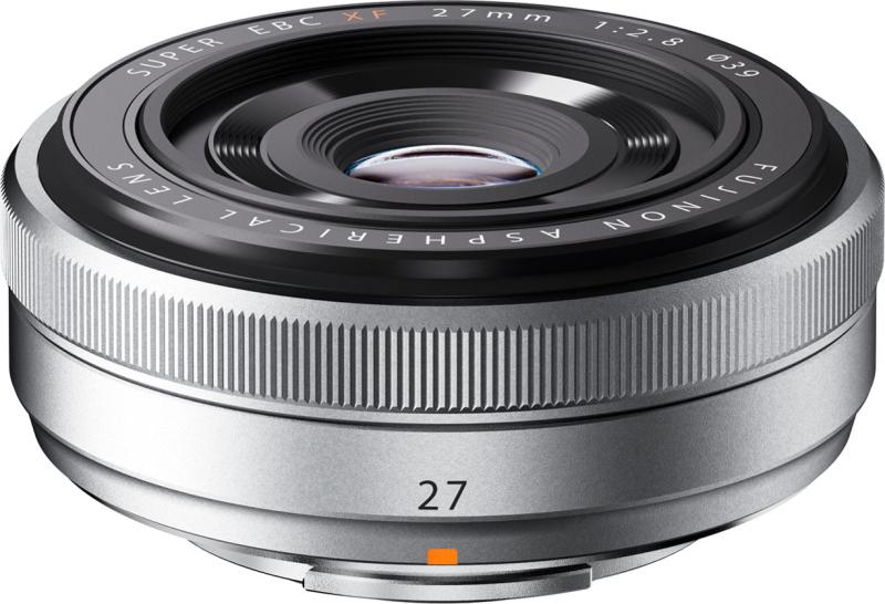 フジノンレンズ XF27mmF2.8