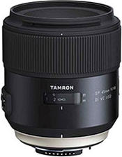 SP 45mm F/1.8 Di USD