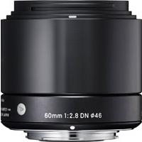 60mm F2.8 DN ブラック
