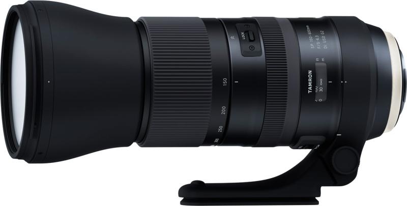 SP 150-600mm F/5-6.3 Di USD G2