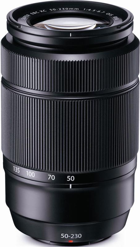 フジノンレンズ XC50-230mmF4.5-6.7 OIS