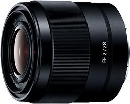 FE 28mm F2 SEL28F20