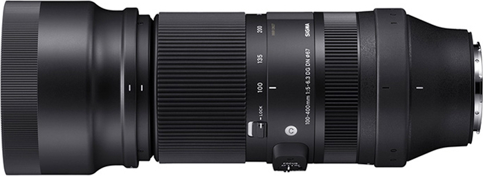 100-400mm F5-6.3 DG DN OS