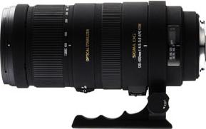 APO 120-400mm F4.5-5.6 DG OS HSM