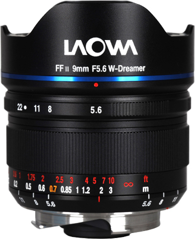 LAOWA 9mm F5.6 W-Dreamer