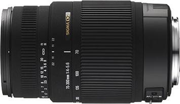 70-300mm F4-5.6 DG OS