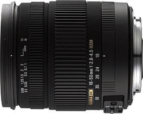 18-50mm F2.8-4.5 DC HSM