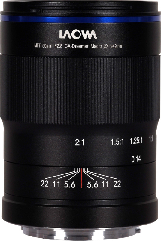 LAOWA 50mm F2.8 2X ULTRAMACRO APO