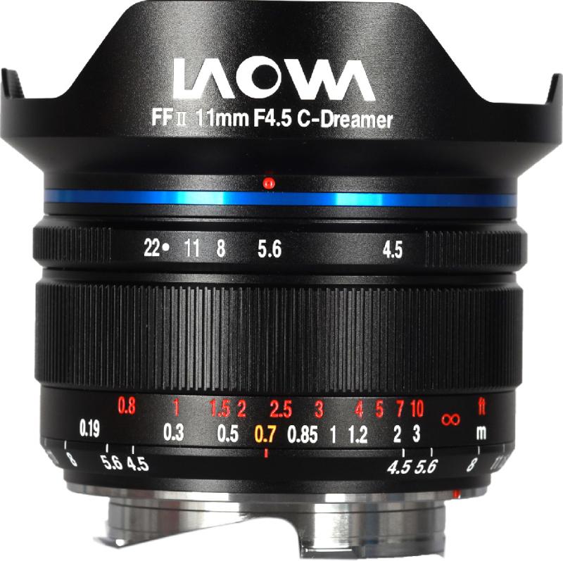 LAOWA 11mm F4.5 FF RL