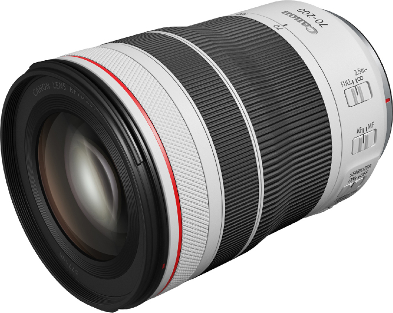 RF70-200mm F4 L IS USM