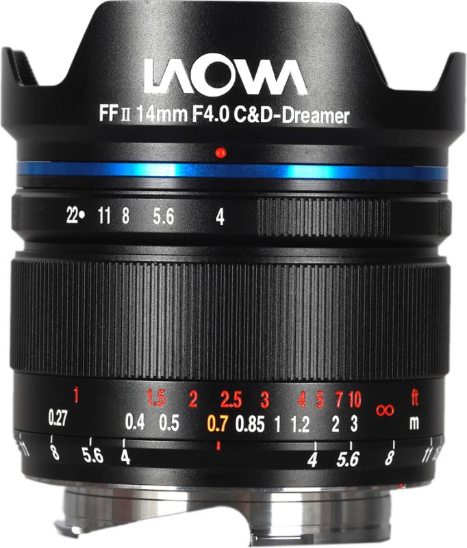 LAOWA 14mm F4.0 FF RL Zero-D