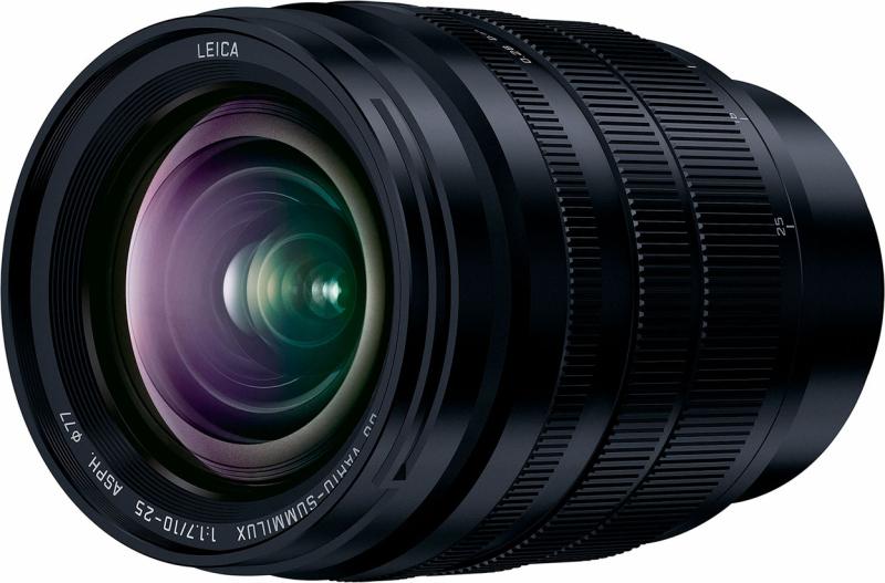 LEICA DG VARIO-SUMMILUX 10-25mm/F1.7 ASPH. H-X1025