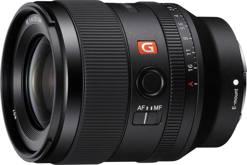 FE 35mm F1.4 GM SEL35F14GM