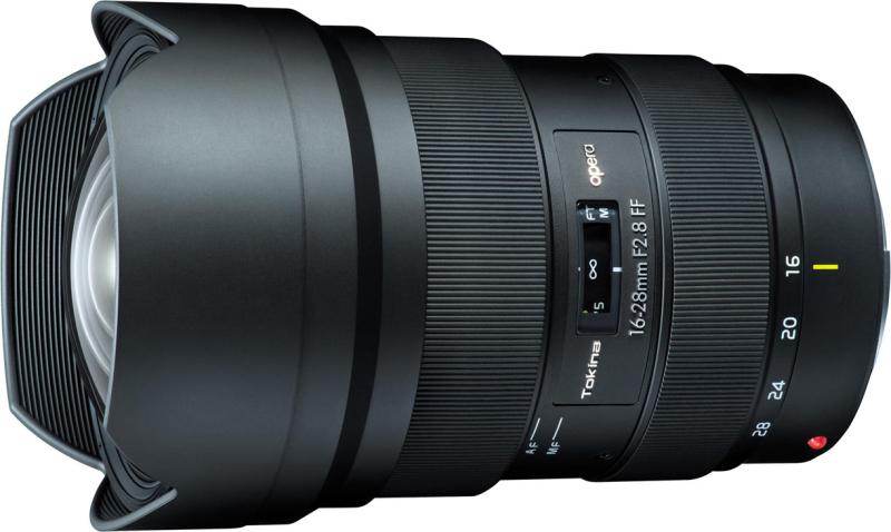 opera 16-28mm F2.8 FF