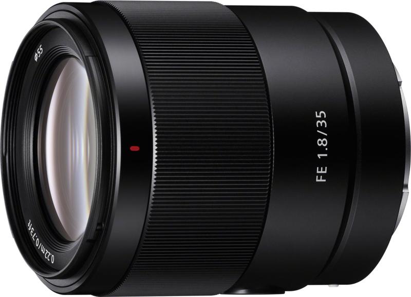 FE 35mm F1.8 SEL35F18F