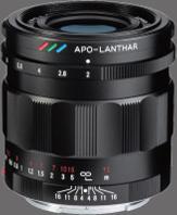フォクトレンダー APO-LANTHAR 50mm F2 Aspherical