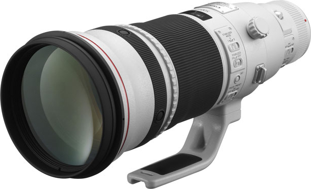 EF500mm F4L IS II USM