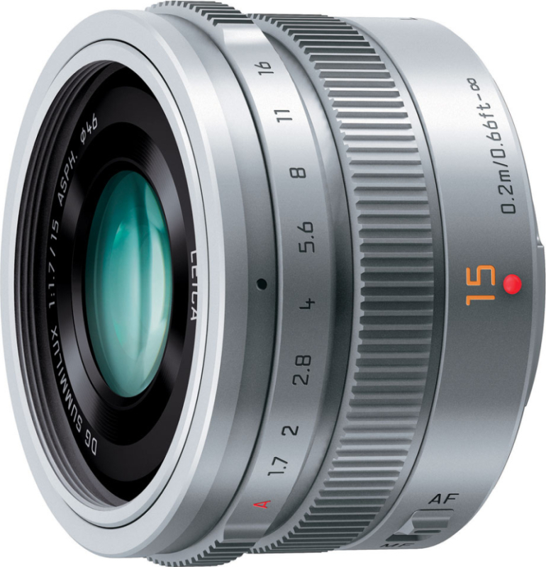 LEICA DG SUMMILUX 15mm/F1.7 ASPH. H-X015-S