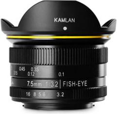 KAMLAN FS 7.5mm F3.2