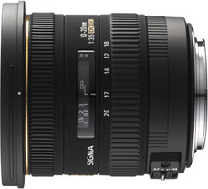 10-20mm F3.5 EX DC HSM