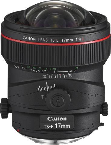 TS-E17mm F4L