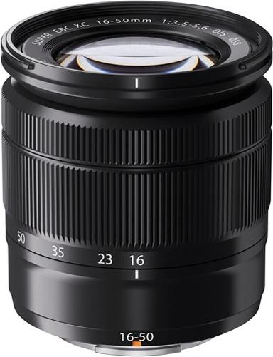 フジノンレンズ XC16-50mmF3.5-5.6 OIS