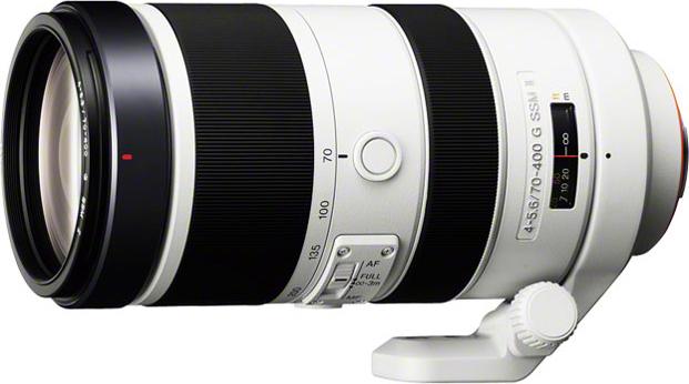 70-400mm F4-5.6 G SSMII SAL70400G2