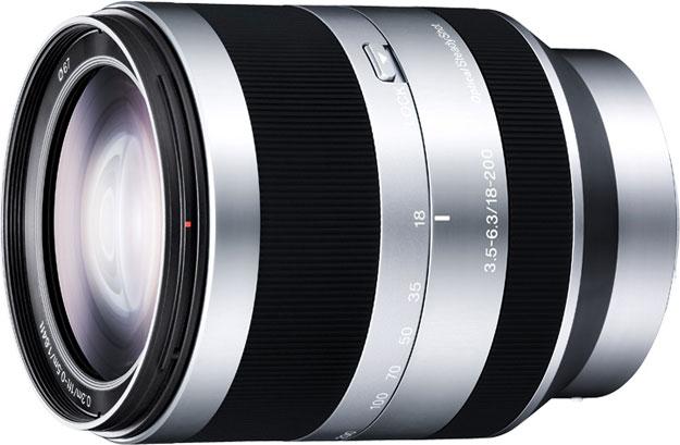 E18-200mm F3.5-6.3 OSS SEL18200