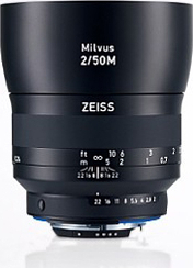 Milvus 2/50M ZF.2
