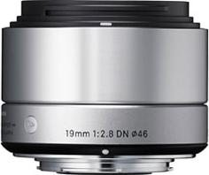 19mm F2.8 DN シルバー