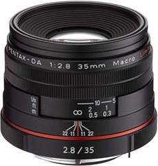 HD PENTAX-DA 35mmF2.8 Macro Limited