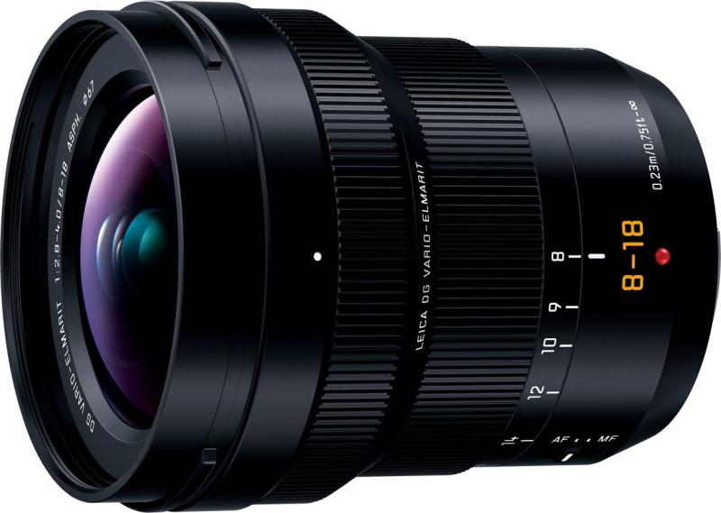 LEICA DG VARIO-ELMARIT 8-18mm/F2.8-4.0 ASPH. H-E08018