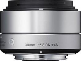 30mm F2.8 DN シルバー