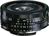 フォクトレンダー ULTRON 40mm F2 SLII N Aspherical