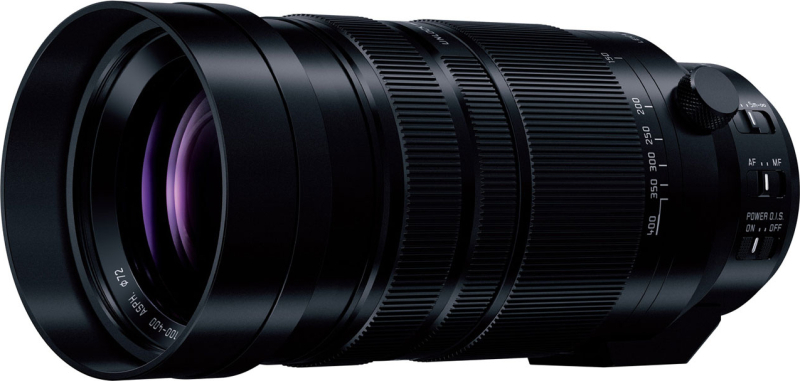 LEICA DG VARIO-ELMAR 100-400mm/F4.0-6.3 ASPH./POWER O.I.S. H-RS100400