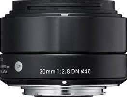 30mm F2.8 DN ブラック